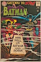 BATMAN#202 FN/VF 1968 DC SILVER AGE COMICS