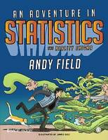 An Adventure in Statistics. The Reality Enigma by Field, Andy (Hardback book, 20