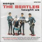 MOJO Songs The Beatles Taught Us 15-trk CD Marvelettes