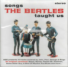 MOJO Songs The Beatles Taught Us 15-trk CD Marvelettes