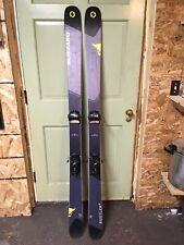 Blizzard Rustler 9 All Mountain Skis 180cm