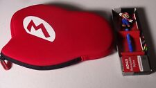 Club Nintendo Exclusive Mario Hat Case Pouch for DS 3DS.Mario Retractable Stylus