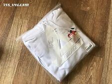 PALACE SKATEBOARDS BIG APPLE HOOD WHITE SWEATSHIRT SZ L NYC EXCLUSIVE IN HAND
