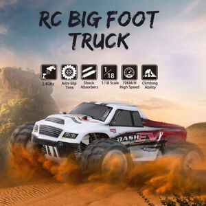 WLtoys A979-B RC Remote Control Car 70km/h High Speed 1/18 4WD Off-Road RTR Toys
