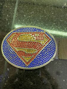 Superman Belt Size Medium