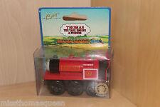 Thomas The Tank Engine Wooden Railway SKARLOEY New In Box Very Rare YR 1996/97
