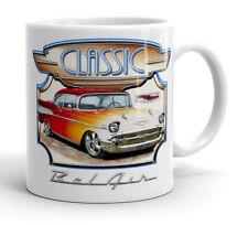 1957 57' Chevy Coupe Hot Rod Chevrolet V8 Quality 11oz . Mug