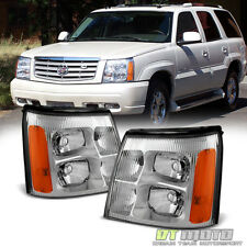 parts for 2006 cadillac escalade for sale ebay2003 2006 cadillac escalade headlights headlamps replacement for 03 06 hid model
