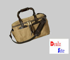Filson Compartment Bag Small Medium Tan 19929