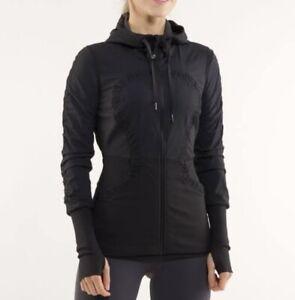 Lululemon Lightweight Reversible Dance Studio Jacket Size US4 (AU8) New