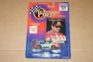 JEFF GORDON WINNER'S CIRCLE 2001 DUPONT DRIVER STICKER 1/64TH CAR #10