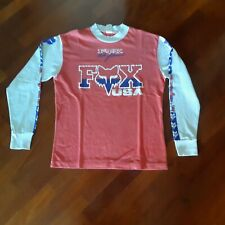 Fox racing completo motocross vintage