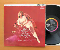 ST 1361 The Sweet And The Swingin' Paul Weston 1960 Capitol Stereo EXCELLENT