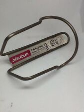 Blackburn Drinks Bottle Cage Top Quality Stainless Steel