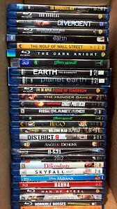 29 Blu-Ray Discs- Action Comedy Classics Movie LOT- ALL EX CONDITION