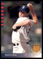 1993 Upper Deck SP Roger Clemens Boston Red Sox #199