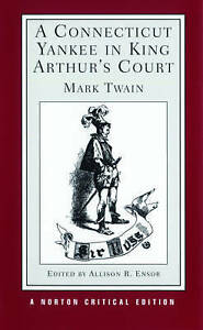 A Connecticut Yankee in King Arthur's Court by Mark Twain (Paperback, 1982)