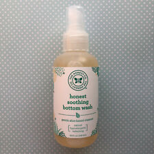 The Honest Co. Baby Soothing Bottom Wash Spray Natural Aloe-Based 5 fl oz