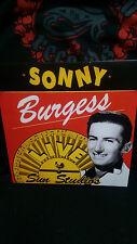 SONNY BURGESS - Live at Sun Studios Lp Fans of Elvis Presley  Rock N Roll