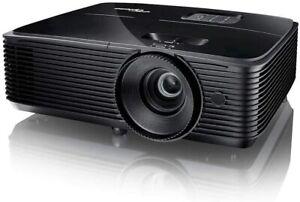 Optoma HD143X HDMI 3000 ANSI Lumens Projector - Black BRAND NEW