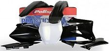 Plastic Kit Polisport Black 90204 For Yamaha YZ250 YZ250F YZ450F