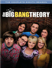 The Big Bang Theory: The Complete Eighth Season [New DVD] 3 Pack, Slipsleeve P