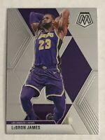 LeBRON JAMES 2019-20 PANINI PRIZM MOSAIC LOS ANGELES LAKERS #8