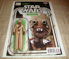Star Wars #8 (2015) Tusken Raider Action Figure Variant Edition Marvel Comic  VF