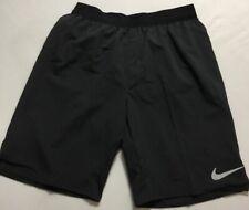 "Nike Men's Flex Stride 9"" Brief Lined Running Shorts CD8329 Black 010 Size M"