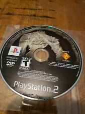 Shadow of the Colossus (Sony PlayStation 2, 2005) PS2 Disc Only BLACK LABEL