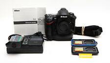 Nikon D D4 16.2MP Digital SLR Camera + Extras - LOW Use! ** USA Model