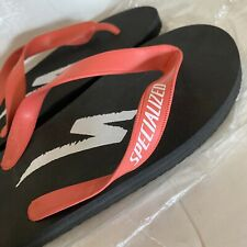 New Specialized Bicycle Co. Flip-Flops sz 11 1/2 SBC Foam Thong Triathalon Race
