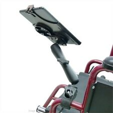 RAM Cradle for iPad Mini 1 2 3 With Long Arm Tough Claw Wheelchair Mount