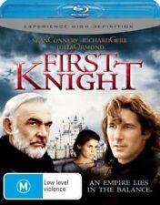 *New & Sealed*  First Knight (Blu-ray 2008) Sean Connery/Richard Gere. Reg B AUS