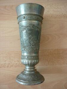 Patriotika, Pokal, Militär um 1900                  (Art.5382)