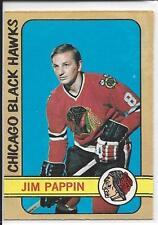 1972-73 OPC OPEECHEE Jim Pappin #42