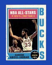 1974-75 Topps Set Break # 1 Kareem Abdul-Jabbar EX-EXMINT *GMCARDS*