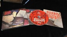 Morbid Angel ‎– Covenant 2001 EARACHE limited digipack CD death black doom