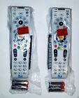 Lot Of Two RC66RX RF Universal DIRECTV Remote Control's W/Batteries  Direct TV