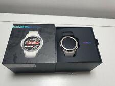 HONOR Watch GS Pro Smart Watch GPS Fitness Tracker Smartwatch - Marl White
