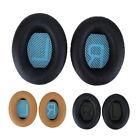 Ein paar Polster für Bose Quietcomfort QC35 Kopfhörer Kunstleder Ohrpolster DE