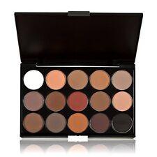 Paleta De Sombras 15 Colores Maquillaje Makeup Profesional Cosméticos Belleza