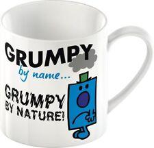 Creative Tops Mr. Men Mr. Grumpy Fine China Mug, GIFT, COFFEE TEA CUP UK SELLER