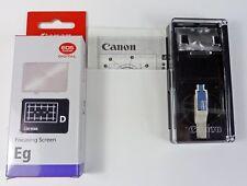 CANON verre de visée quadrillé Eg D pour EOS 5D