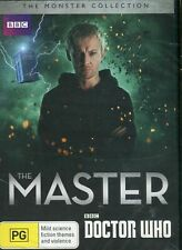 Doctor Who - The Master (2 DVDs) - Region 4 - Brand New - Free Postage