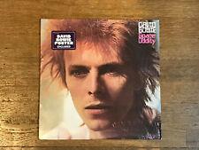 David Bowie LP in Shrink - Space Oddity - RCA LSP-4813 - W/ Hype Sticker