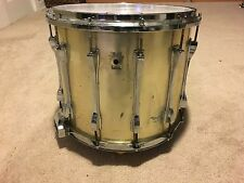 Ludwig Marching Snare maple shell - gold shell