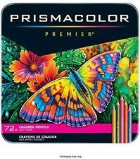 72-COUNT Prismacolor Premier Colored Pencils, Soft Core