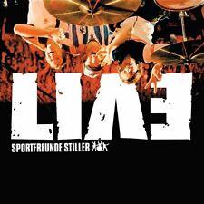 "SPORTFREUNDE STILLER ""LIVE"" CD NEUWARE!!!!!!!!!!!!!"