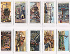 UK Issue In Plastic Sleeves Collectable Cigarette Cards
